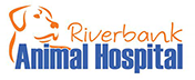 Riverbank Animal Hospital Logo